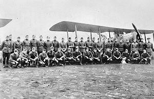 88th Aero Squadron - Post-Armistice photo of the 88th Aero Squadron.