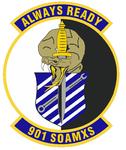 901 Special Operations Aircraft Maintenance Sq emblem.png