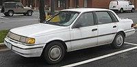 1992–1994 mercury topaz gs sedan