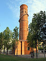 96 Torre d'aigües de Macosa, c. Selva de Mar.JPG