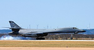 9th Bomb Squadron - 9th Bomb Squadron – Rockwell B-1B Lancer Lot IV 85-0069