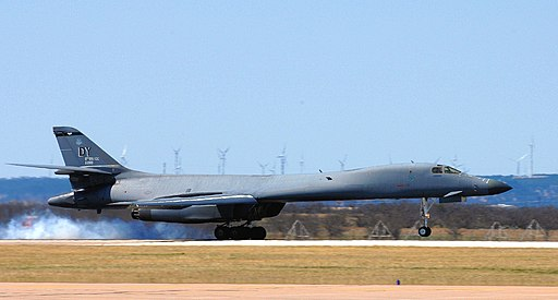 9th Bomb Squadron - Rockwell B-1B Lancer Lot IV 85-0069