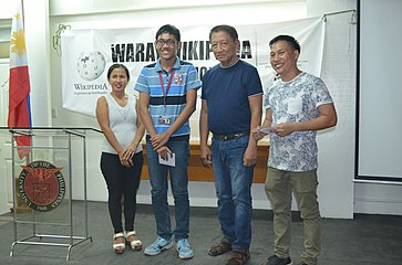 9th Waray Wikipedia Edit-a-thon 38.JPG