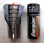 23A-Batterie