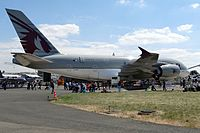 A7-APE - A388 - Qatar Airways