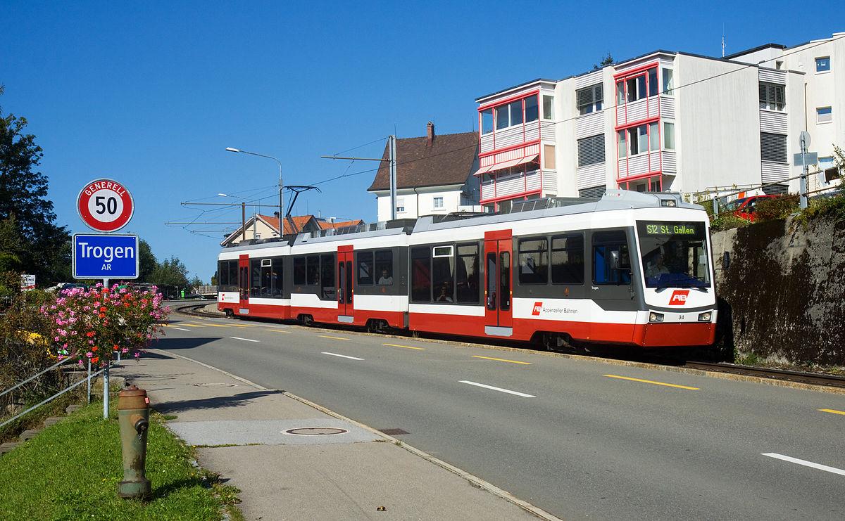 Tramvaj Na D1
