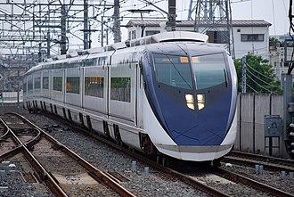 Keisei Electric Railway - Image: AE (Ⅱ)hokusou