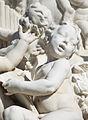 AT 20137 Figurengruppe Nordseite des Mozartdenkmal, Burggarten, Vienna-4927.jpg