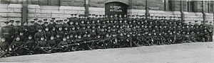 25th Battalion (Nova Scotia Rifles), CEF - A Company 25th Nova Scotia Battalion (HS85-10-29973)