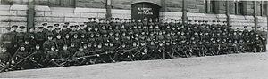 25th Battalion (Nova Scotia Rifles), CEF - A Company 25th Nova Scotia Battalion (HS85-10-29973)