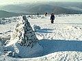 A cairn near the summit of Ben Nevis - geograph.org.uk - 1106463.jpg