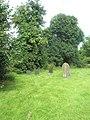 A verdant churchyard at St Catherine, Tugford - geograph.org.uk - 1446973.jpg