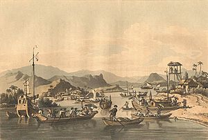 Nguyễn lords - Hội An port in 18th century