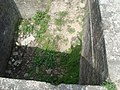 A well at Palace courtyard, Kangra Fort.JPG