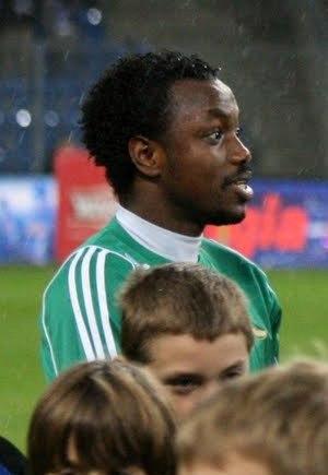 Abdou Razack Traoré - Traoré with Lechia Gdańsk in 2010