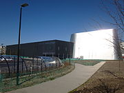 Aberdeen Aquatics Centre - Aberdeen Sports Village
