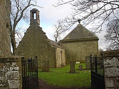 Aberuthven church and cemetery - geograph.org.uk - 338433.jpg