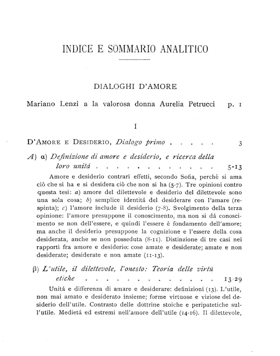 Abrabanel - Dialoghi d'amore, 1929 - 1855777