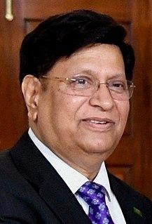 AK Abdul Momen BangladeshI Minister of Foreign Affairs