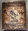 Achaemenid King Darius I dressed as an Egyptian Pharaoh. 27th Dynasty of Egypt, 521-486 BCE. British Museum.jpg