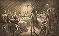 Adam Stefanović, Kneževa večera, 1871.jpg