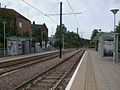 Addiscombe tramstop look north.JPG