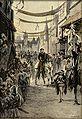 Adolf Liebscher - Slavný vjezd krále Ladislava do Prahy r. 1453.jpg