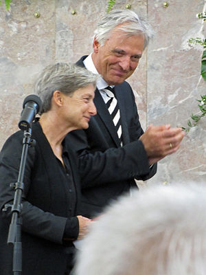 Theodor W. Adorno Award - The prize is presented to Judith Butler in 2012