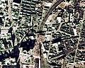 Aerial photo of the X-shaped Bridge in 1975.jpg