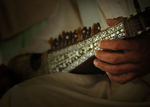 Music of Afghanistan - Afghan rubab