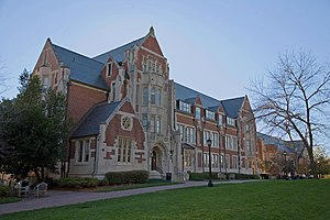 Agnes Scott College - Buttrick Hall