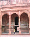 Agra Fort - views inside and outside (13).JPG