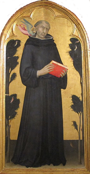 Agostino Novello - Agustin Novello, Simone Martini altarpiece