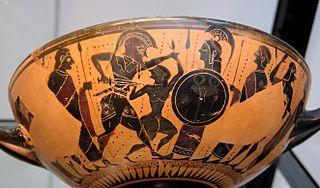 mythological princess of Troy