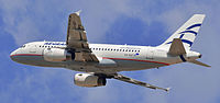SX-DGF - A319 - Aeolian Airlines