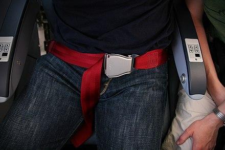 Seat belt - Wikiwand