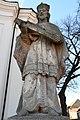 Ajka-Tósokberénd, Nepomuki Szent János-szobor 2021 07.jpg