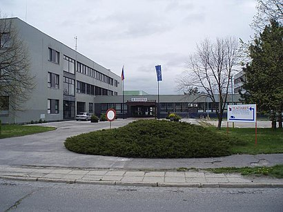 How to get to Akadémia Policajného Zboru with public transit - About the place