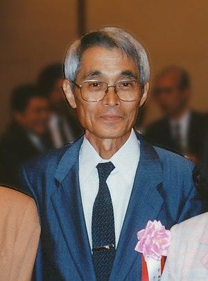 Akaike information criterion - Hirotugu Akaike