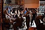 Al Udeid Medical Airmen host IFAK party 150508-F-BN304-002.jpg
