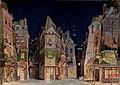 Al quartiere latino, bozzetto di Adolf Hohenstein per La Bohème (1896) - Archivio Storico Ricordi ICON000086.jpg