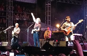 Alabama (American band) - Alabama at Bayfest in Mobile, Alabama in 2014