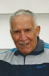 Alain Mimoun Algerian-born French long-distance runner
