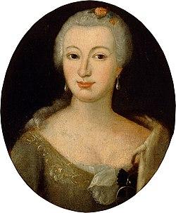 Alaksandra Aginskaja (Čartaryjskaja). Аляксандра Агінская (Чартарыйская) (XVIII) (2).jpg