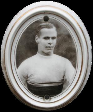 Albert Richter - Albert Richter, wearing the World Champion 1932 jersey.