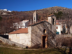 Albertacce - Chapel Saint Hyacinthe
