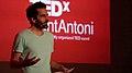 Alberto Santa-Cruz TEDx Sant Antoni, Ibiza en 2016.jpg