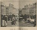 Album Warszawy według fotograficznych zdjęć K. Brandla- Targ na Starem - Mieście (59177).jpg