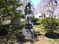Alexander Archipenko Gravesite 2009.JPG