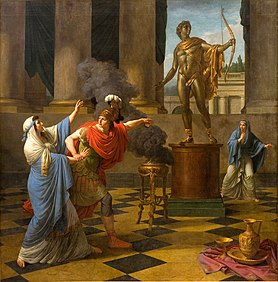 Alexander Consulting the Oracle of Apollo, Louis Jean Francois Lagrenée.jpg